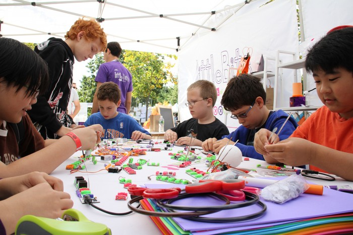 littleBits_Maker_Faire_NYC_workshop_103012