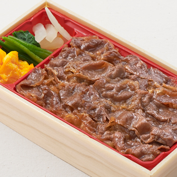 【柿安-牛めし】松阪牛-牛めし