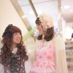 憧れのロリィタファッションになってラフォーレ原宿でお買物が出来る!!期間限定のお買い物プラン!
