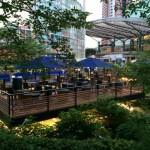 六本木ヒルズ・毛利庭園のプレミアムな空間で、おいしいビールを飲もう!