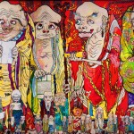 【村上隆】村上隆の五百羅漢図展 森美術館で【14年ぶり大規模個展】