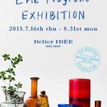 丸の内デリエ イデーにて7月16日より「エリック・ホグラン展」を開催
