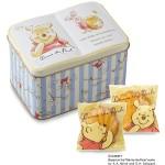 7月17日より、ディズニー・デザインの「はちみつレモンマドレーヌ」3品を期間限定販売