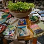 癒しの空間で本とカフェが楽しめる『三越日本橋本店 ブックシェアカフェ 本の森』