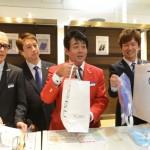 「TUBE百貨店 in TOBU」期間限定オープン TOBU×TUBE コラボフェア 7月15日(水)スタート!オープン当日にTUBEメンバーがサプライズ来店も!