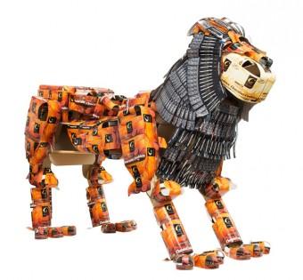 工作展ライオン1