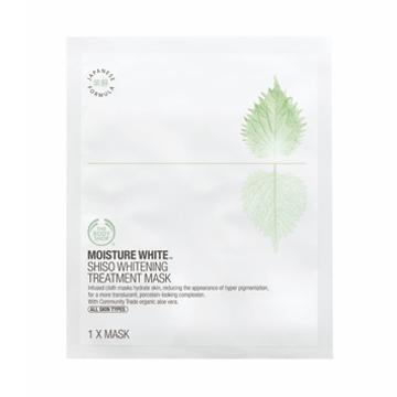 1.モイスチャーホワイト-ホワイトニング-ハイドレートマスク
