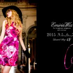 日本一のキャバ嬢、愛沢えみりプロデュースブランド初の限定ショップを渋谷109にオープン