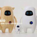 """""""人工知能ロボットMusio、伊勢丹新宿本店に日本初展示"""""""