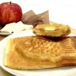 『たい焼き型をしたアップルパイ』が新登場!