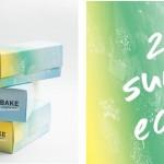 冷やしても凍らせても!年間2000万個を販売する「BAKE CHEESE TART」夏の食べ方提案 2016年サマー限定パッケージ登場