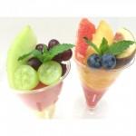 そごう・西武、オシャレなフルーツメニューが新登場! 夏の果物を集めた「うるおうフルッタ」期間限定販売