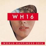 ワールドハピネス2016×銀座三越 コラボレーション music pop culture~World Happiness 2016 pop-up~