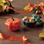 ル・クルーゼ 2016年ハロウィン新作 イタリア老舗菓子メーカー「カファレル」とのギフトセットが初登場
