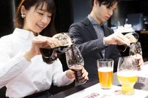 6月★リーデル(シュピゲラウ) ビールセミナー