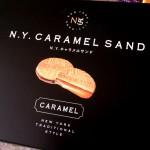 東京で人気上昇中お土産「N.Y.キャラメルサンド」