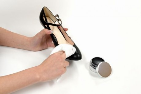 靴クリーム作り