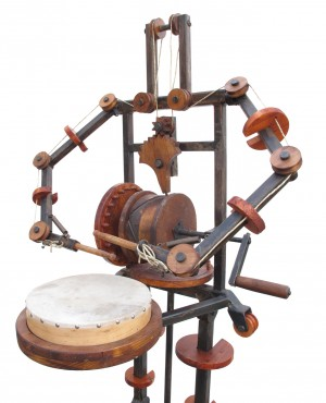 Robot Drummer 2 (0.3meg)のコピー