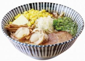s_らーめん札幌直伝屋 ホタテバター