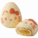 「東京ばな奈」と「HELLO KITTY」がコラボした<br>空港限定アップルケーキが期間限定で登場!