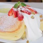 『幸せのパンケーキ』季節限定メニュー発売