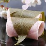 春の和菓子桜餅特集