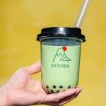 「日本茶ミルクティー専門店OCHABA」オープン