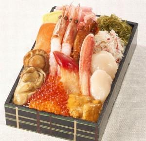 海楽 海鮮弁当