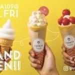クレープ専門店YORKYS Creperieが東京初出店!!