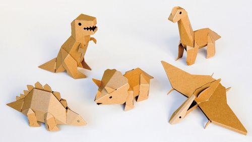 恐竜シリーズキリヌキ