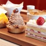 銀座三越のカフェ「ボンボヌール」に<br>夏にぴったりのひんやりスイーツや新作ケーキが登場