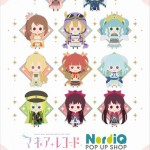 「『マギアレコード 魔法少女まどか☆マギカ外伝』<br>NordiQ POP UP SHOP in AMNIBUS STORE」の<br>開催が決定!