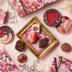 【ベルアメール】<br>2021年のバレンタインを彩る<br>新作ショコラコレクションが出来上がりました