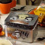 メープル菓子専門店「ザ・メープルマニア」から、<br>季節限定「メープルハロウィン缶」を今年も数量限定発売!