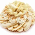 8月7日はバナナの日!<br>カフェコムサ28店舗ごとに<br>異なるバナナのメニューが登場