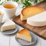 人気シェフが手がける<br>濃厚チーズケーキが初登場!