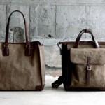 土屋鞄製造所 夏を軽やかに。限定・レザーキャンバスバッグ 6月19日発売