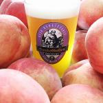 """サンクトガーレン、<br>山梨の""""訳あり桃""""500kg使用ビール「7種の桃のエール」<br>10月22日発売。"""